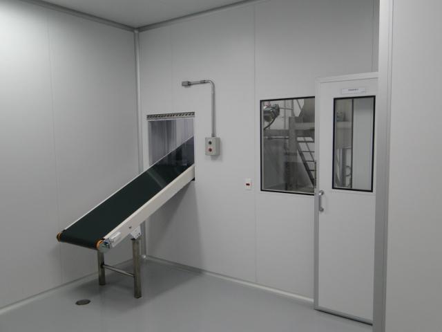 Divisórias Sala Limpa